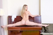 Alecia Fox – Hot blonde teen spreading her legs – ClubSeventeen – [12]