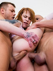 21Sextury — Mary Solaris in The Redhead's Friends